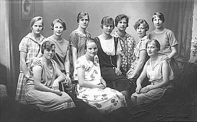 1930Luvun suomi