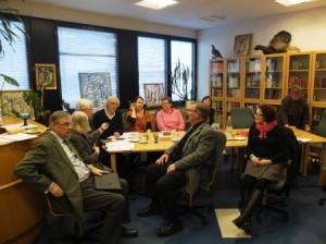 Työväenkirjaston Ystävät ry:n perustava kokous